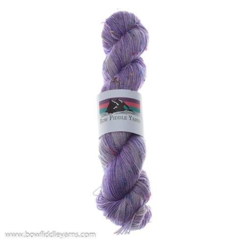 Bow Fiddle Yarns Superwash Merino & coloured nep- Ogilvie - 4ply yarn