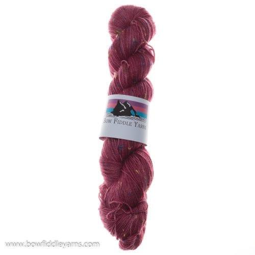 Bow Fiddle Yarns Superwash Merino & coloured nep- Admiralty - 4ply yarn
